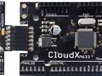 CloudX - PIC Microcontroller Development Board