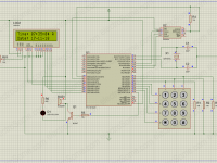 Digital Alarm Clock using PIC Microcontroller and DS3234 RTC - Proteus Tool - Practical Implementation
