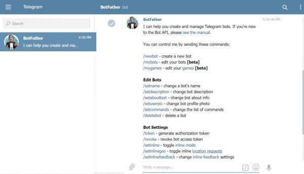 Telegram_BotFather